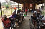 Lepra-Rehabilitationszentrum Ganta in Libera