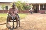 Lepra-Rehabilitationszentrum Ganta inLibera